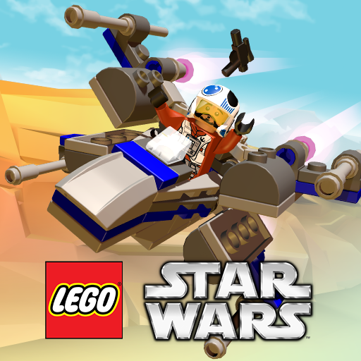 LEGO Star Wars Microfighters картинка