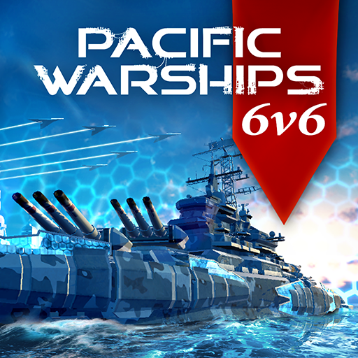Pacific Warships: Online 3D War Shooter картинка