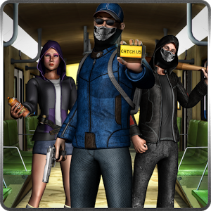 London Subway Criminal Squad картинка