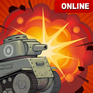 Crash of Tanks Online картинка