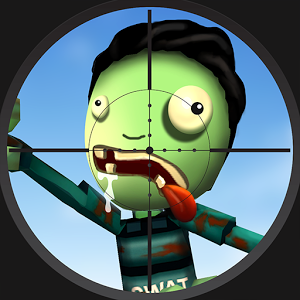 Halloween Sniper: Scary Zombies картинка