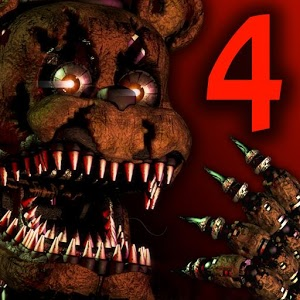 Five Nights at Freddy's 4 картинка