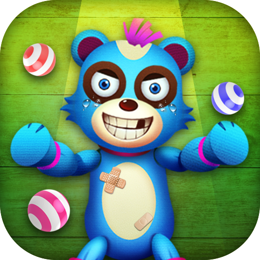 Kick The Buddy - Beat The Devil Bear картинка