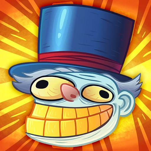 Troll Face Clicker Quest картинка
